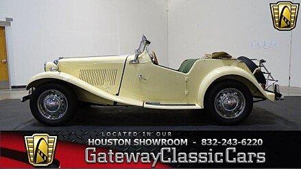 1952 MG MG-TD for sale 100868974