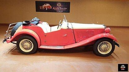 1952 MG MG-TD for sale 100890113