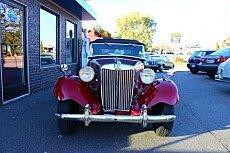 1952 MG MG-TD for sale 100919420