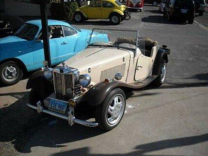1952 MG MG-TD for sale 100959677