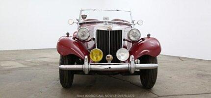 1952 MG MG-TD for sale 100983897
