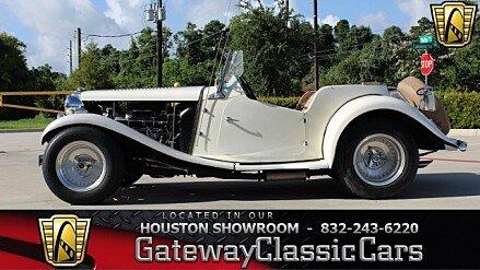1952 MG MG-TD for sale 101000404