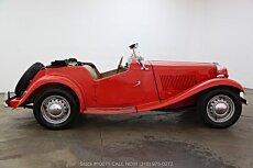 1952 MG MG-TD for sale 101021916