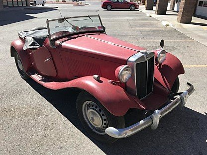 1952 MG MG-TD for sale 101030056