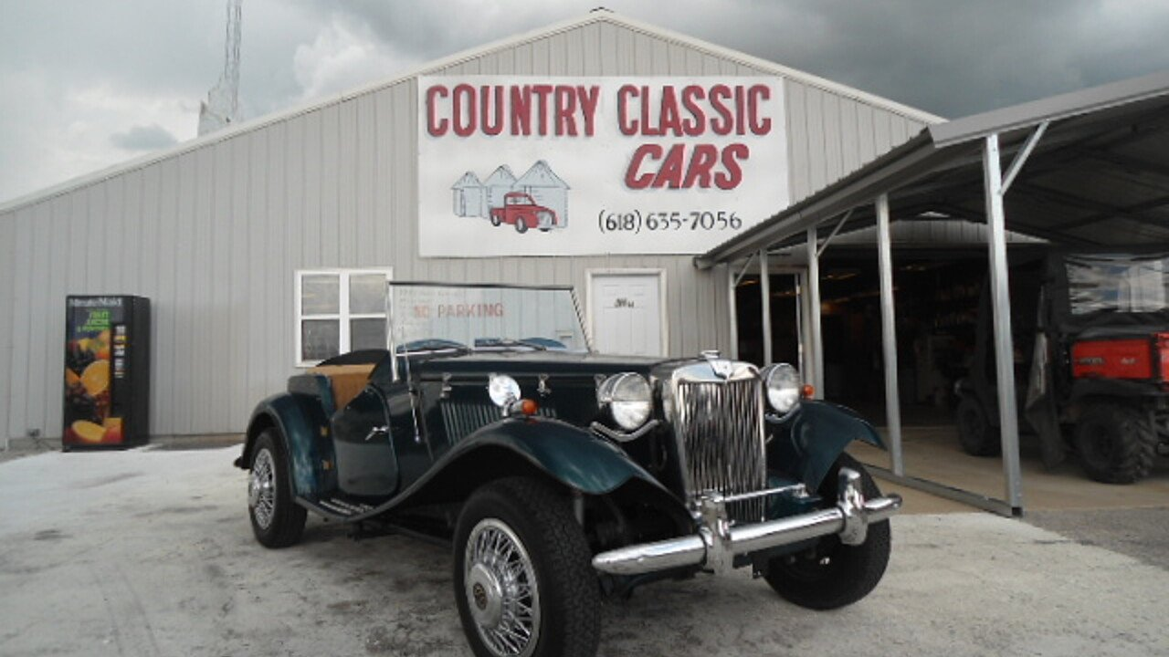 1952 MG Other MG Models for sale near Staunton, Illinois 62088 ...