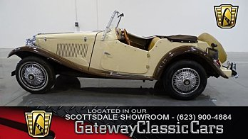 1952 MG Other MG Models for sale 100964456