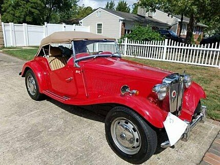 1952 MG Other MG Models for sale 100894510