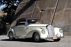 1952 Mercedes-Benz 220 for sale 100913353