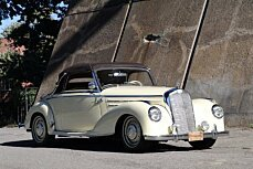 1952 Mercedes-Benz 220 for sale 100927931