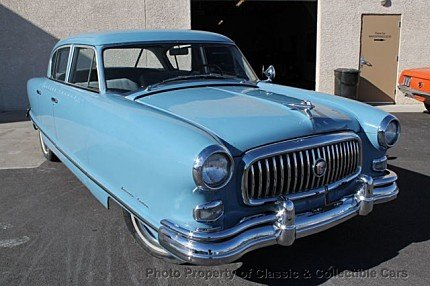 1952 Nash Ambassador for sale 100721704