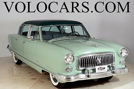 1952 Nash Ambassador for sale 100841841