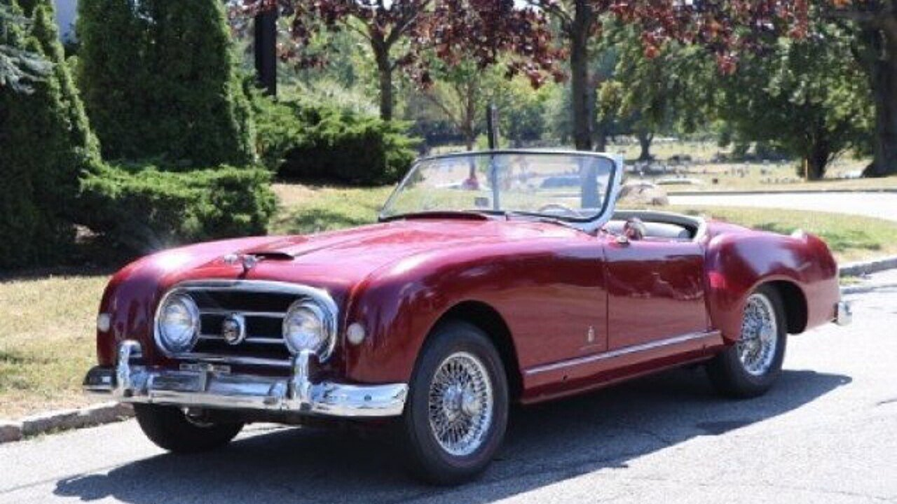 Nash-Healey Classics for Sale - Classics on Autotrader