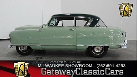 1952 Nash Rambler for sale 100797051