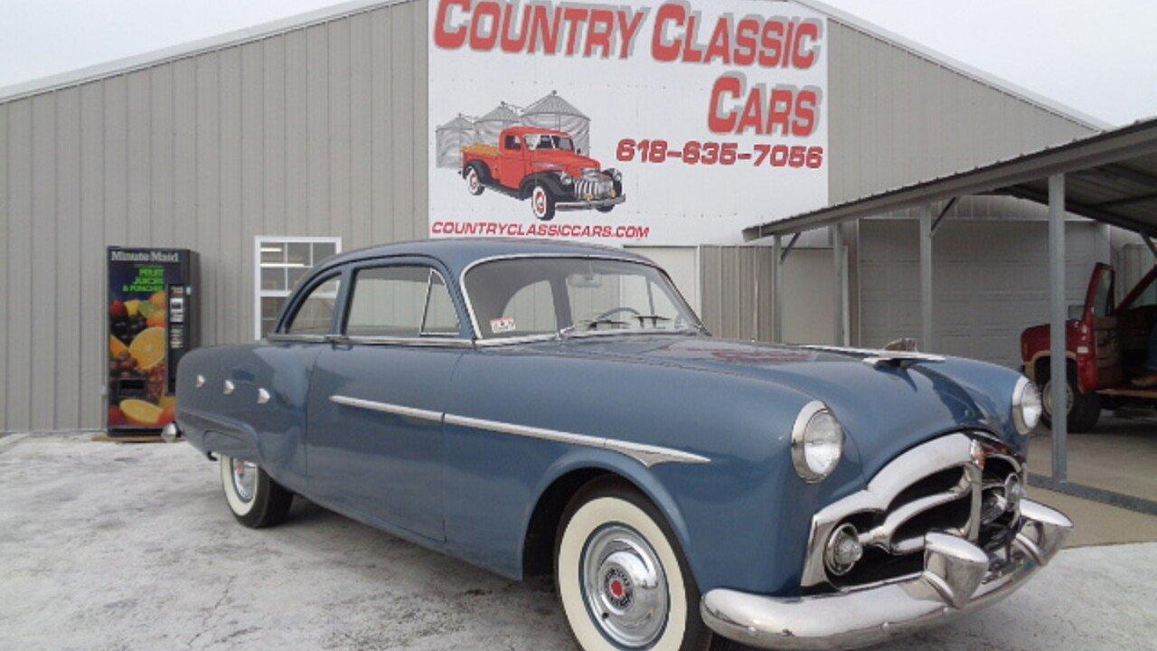 1952 Packard 200 Series for sale near Staunton, Illinois 62088 ...