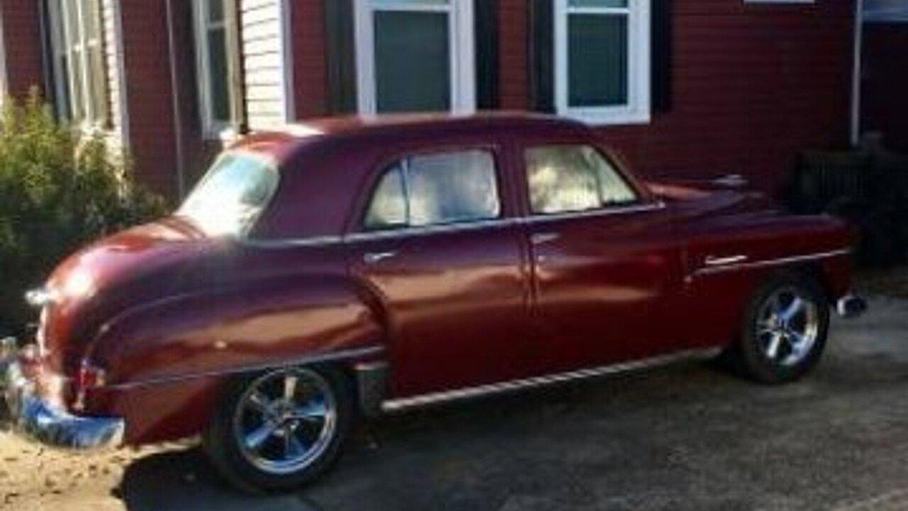 1952 Plymouth Cambridge for sale near Cadillac, Michigan 49601 ...