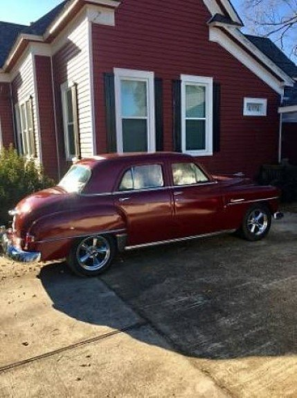 1952 Plymouth Cambridge for sale 100944174