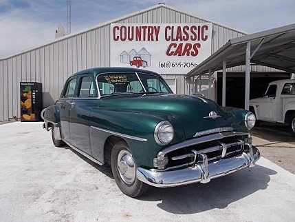1952 Plymouth Cranbrook for sale 100755801