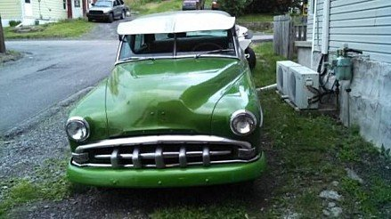 1952 Plymouth Cranbrook for sale 100836787