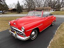1952 Plymouth Cranbrook for sale 100960168