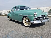 1952 Plymouth Cranbrook for sale 100973661