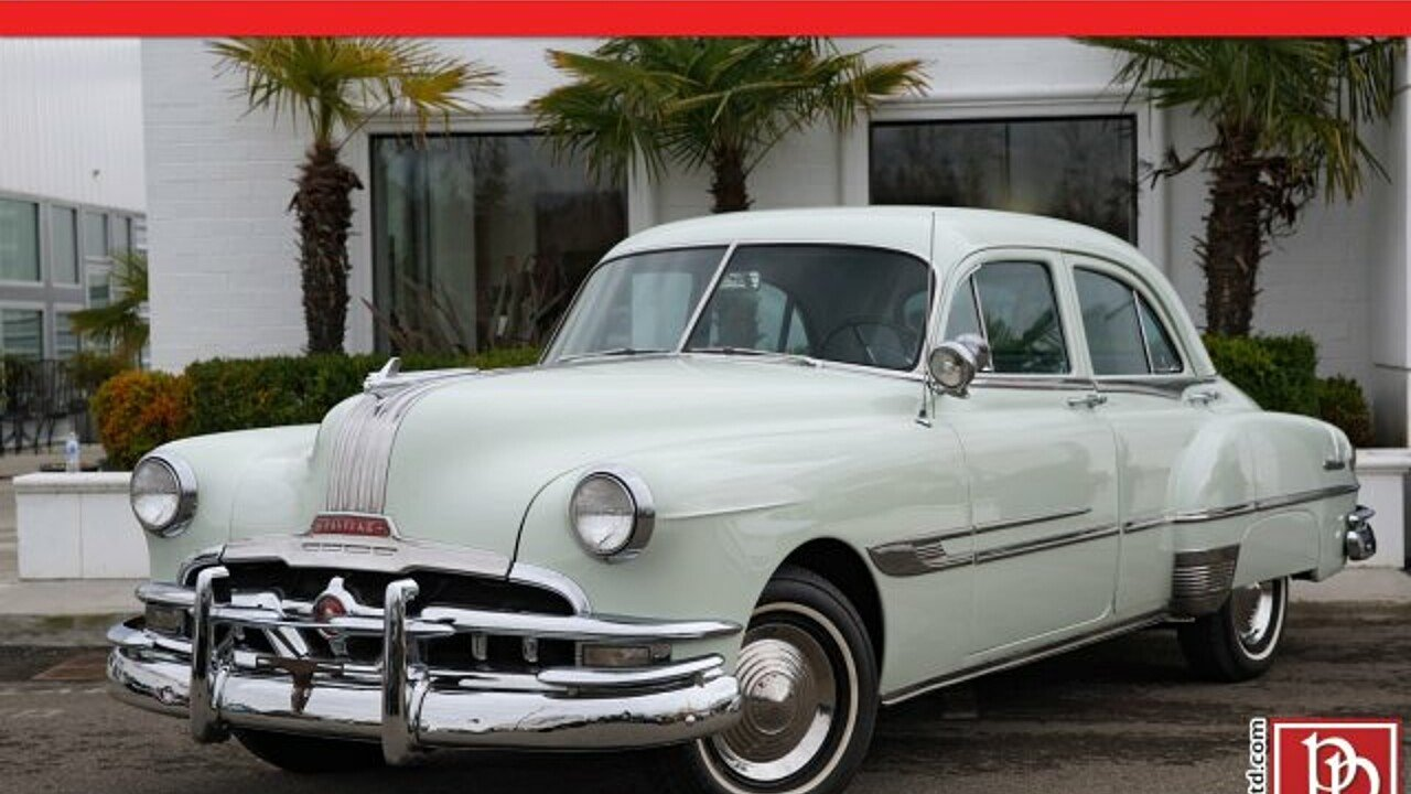 1952 Pontiac Chieftain for sale near Bellevue, Washington 98005 ...