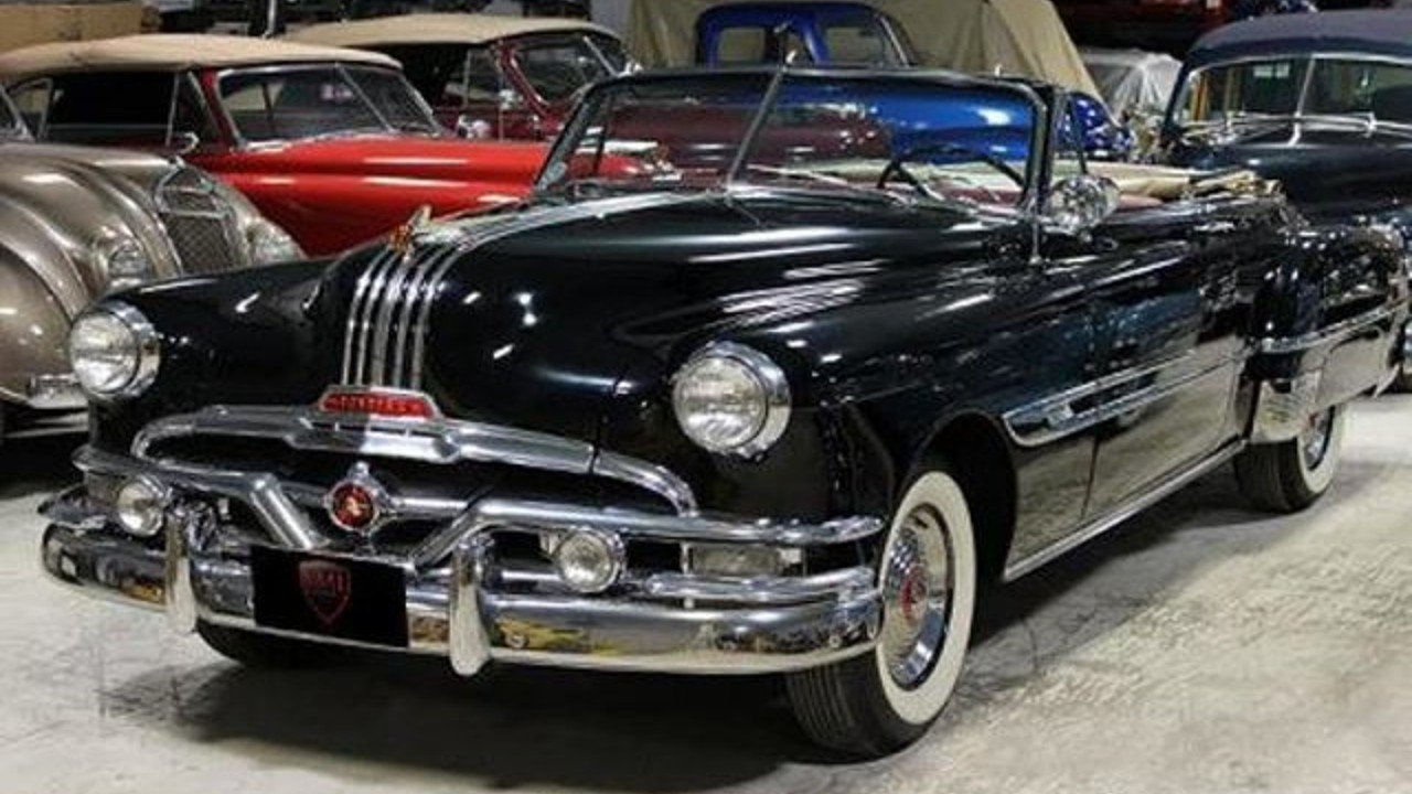 1952 Pontiac Chieftain for sale 101040271