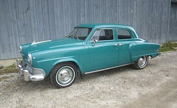 1952 Studebaker Champion for sale 100740879