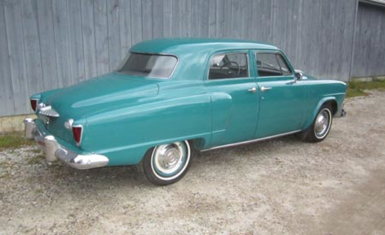 1952 Studebaker Champion For Sale Near Freeport, Maine