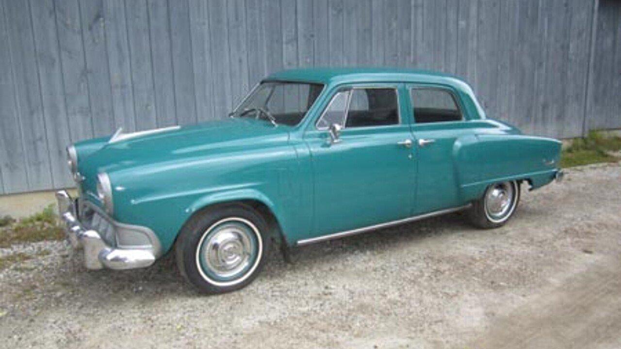 1952 Studebaker Champion for sale near Freeport, Maine 04032 ...