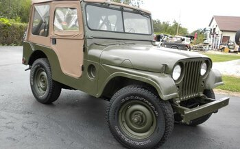 1952 Willys M-38 for sale 100905544
