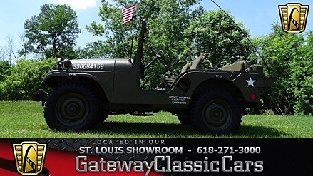 1952 Willys M-38 for sale 100990874