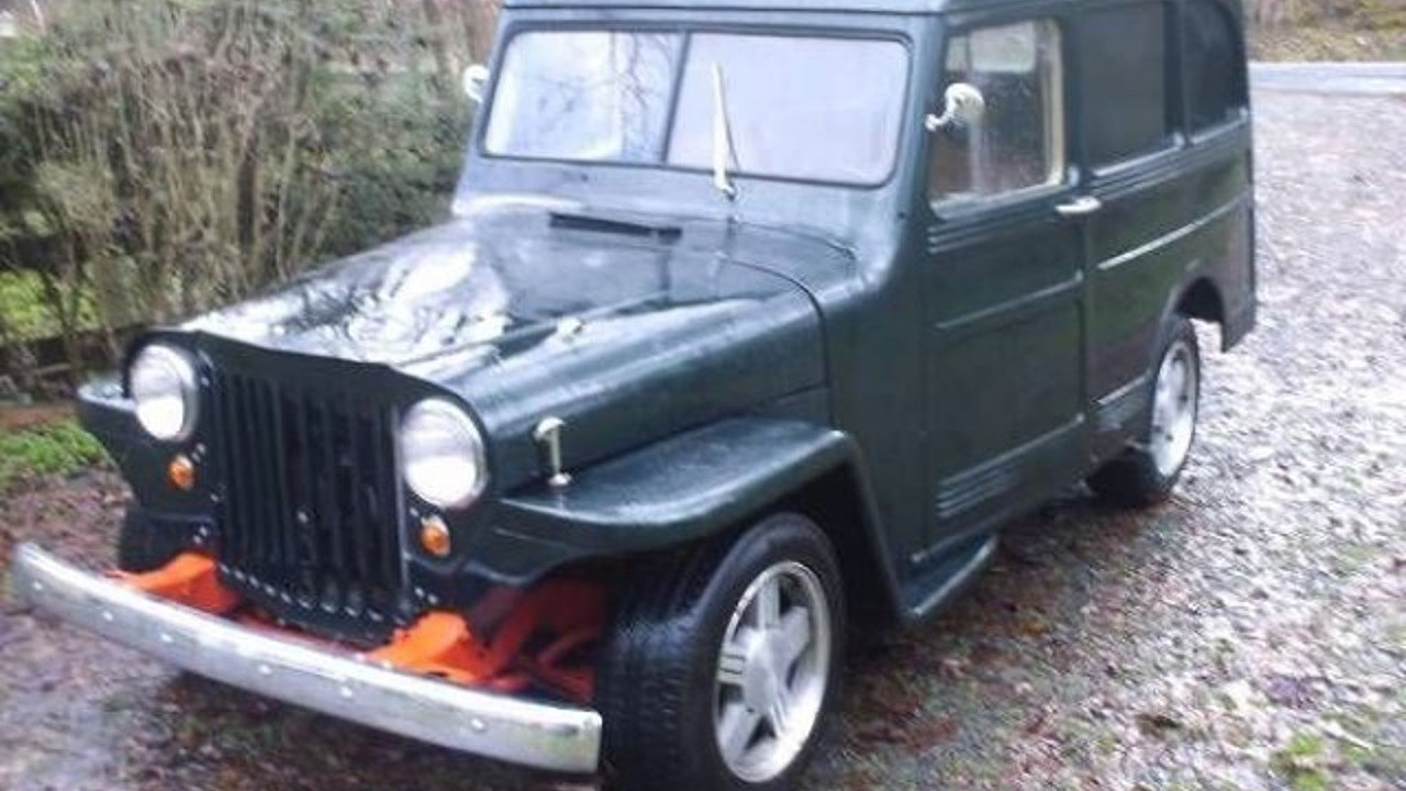 1952 Willys Other Willys Models for sale 100823709