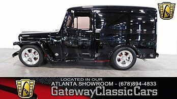 1952 Willys Other Willys Models for sale 100963741