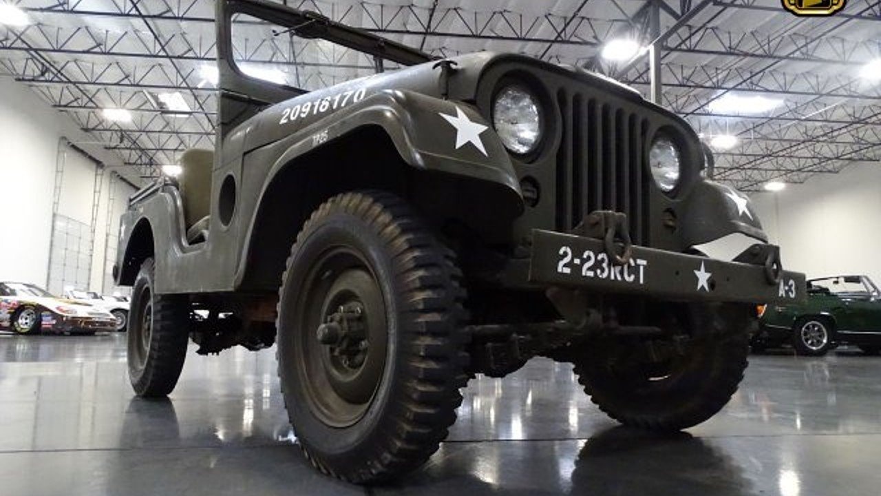 1952 Willys Other Models For Sale Near O Fallon Illinois 1941 To Jeep 101040959