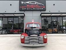 1952 chevrolet 3100 for sale 101022950