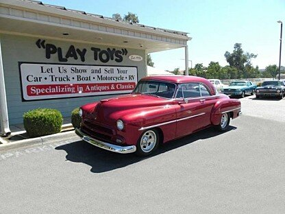 1952 chevrolet Bel Air for sale 101030848