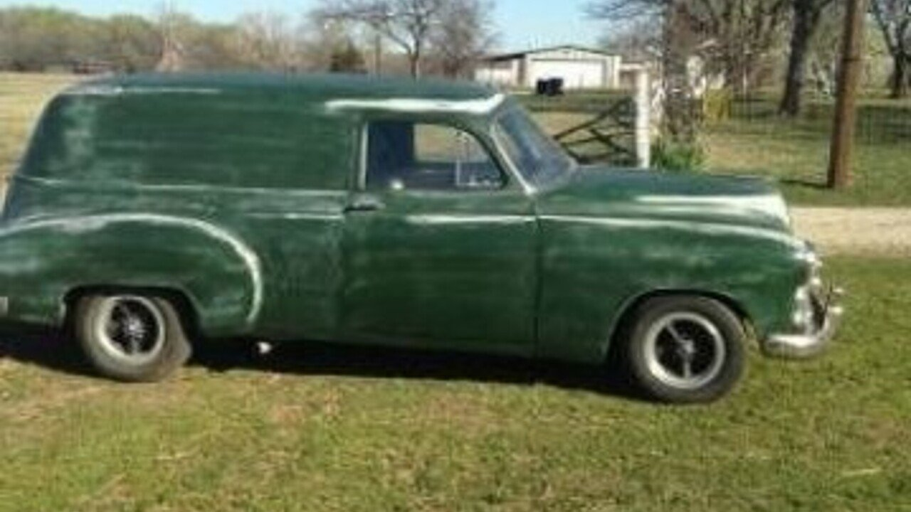 1952 chevrolet Other Chevrolet Models for sale 100823822