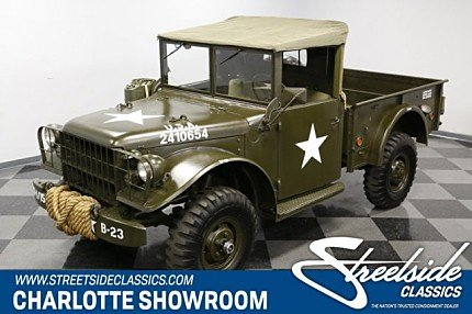 1952 dodge M37 for sale 100980584