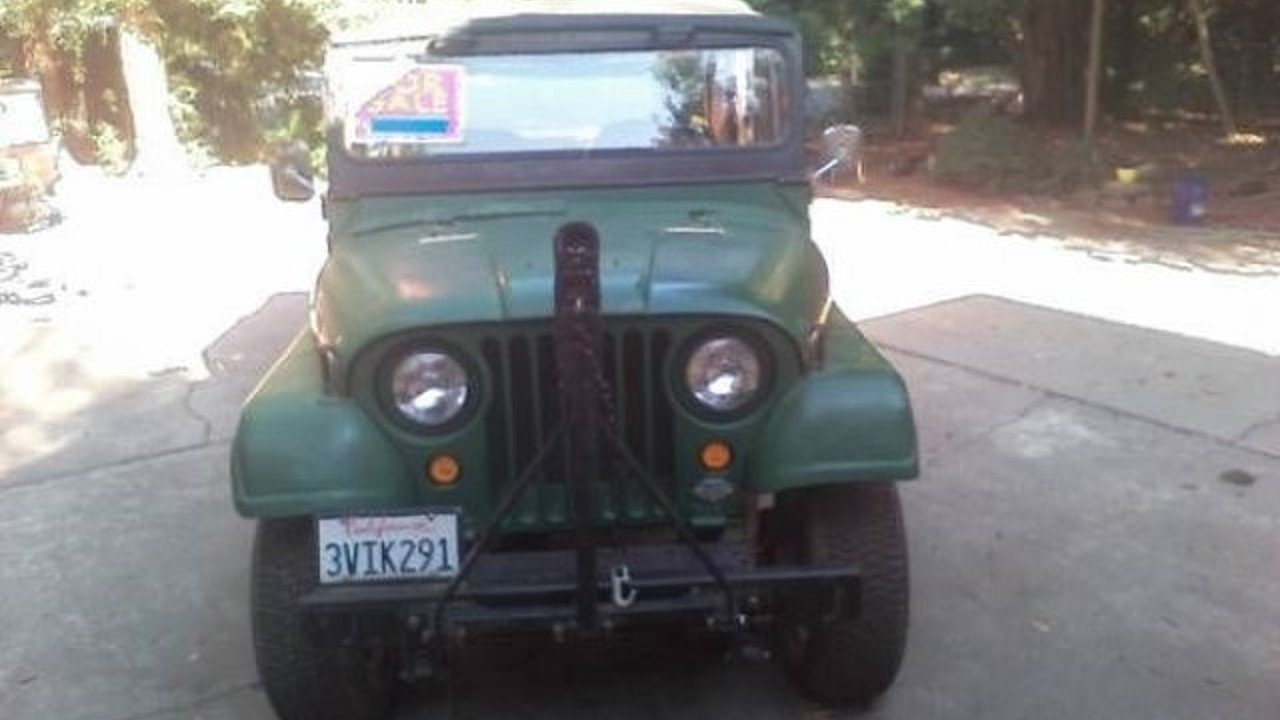 1952 willys M-38 for sale 100824046