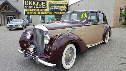 1953 Bentley R-Type for sale 100785097