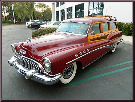 1953 Buick Roadmaster for sale 100742010