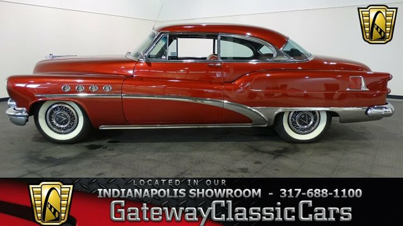 1953 Buick Roadmaster for sale 100920432