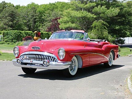 1953 Buick Roadmaster for sale 100966057