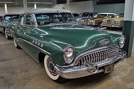 1953 Buick Roadmaster for sale 100991976
