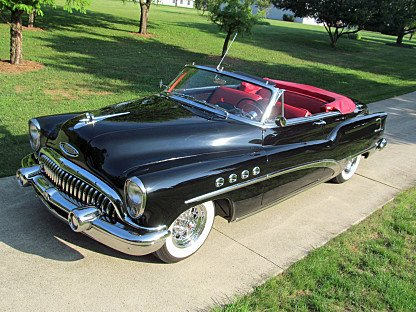 1953 Buick Roadmaster for sale 101025563