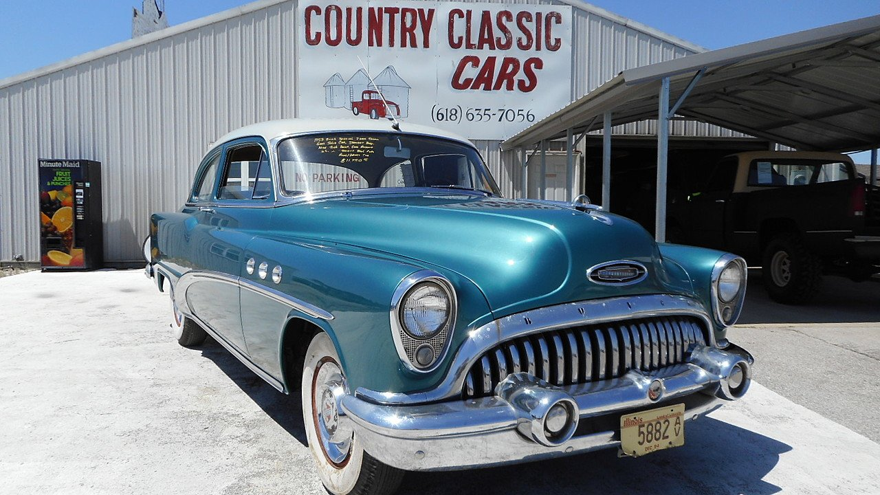 1953 Buick Special for sale near Staunton, Illinois 62088 - Classics ...
