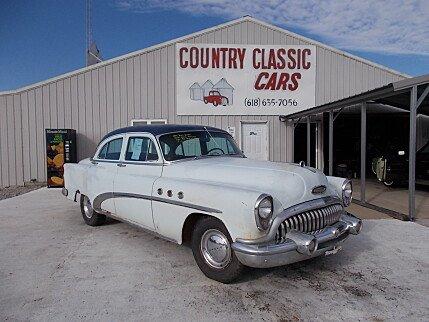 1953 buick special classics for sale classics on autotrader. Black Bedroom Furniture Sets. Home Design Ideas
