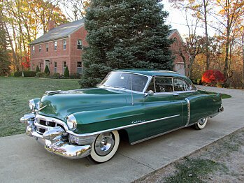 1953 Cadillac Series 62 for sale 100820834