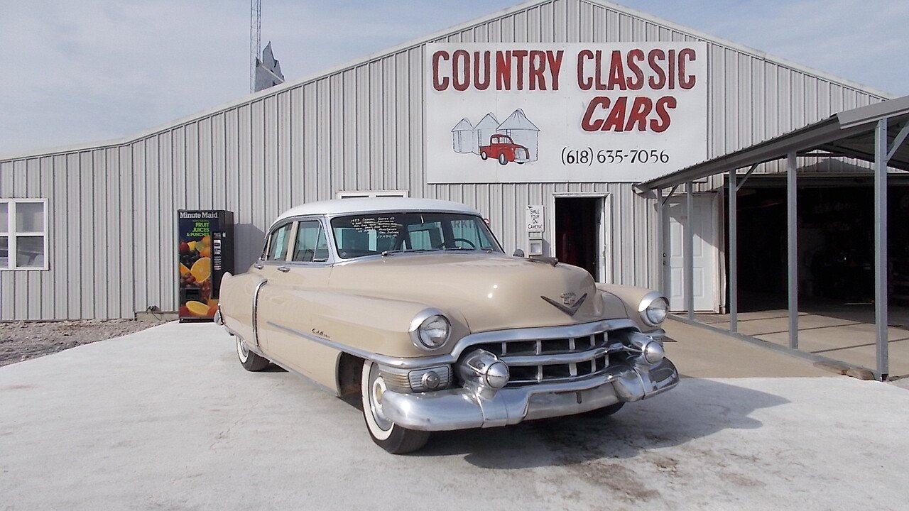 1953 Cadillac Series 62 for sale near Staunton, Illinois 62088 ...