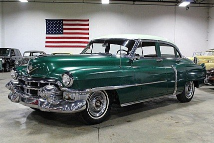 1953 Cadillac Series 62 for sale 100868730